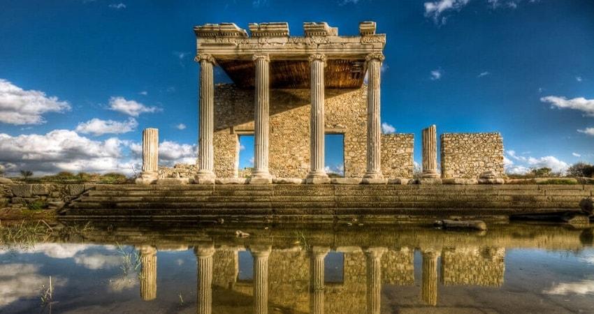 Priene Miletos Didyma From Selcuk
