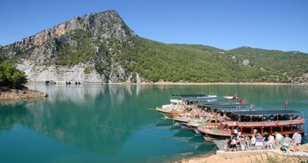 Antalya Green Canyon Boat Trip