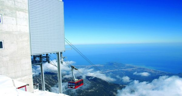 Antalya Olympos Cable Car Tour