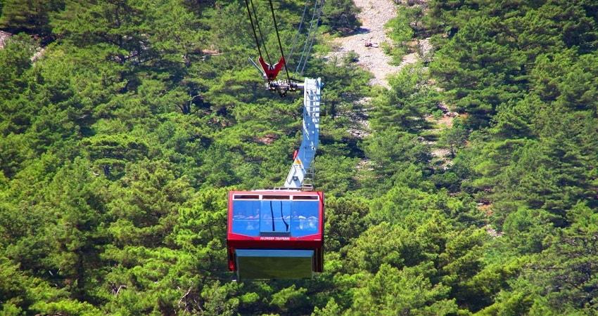 Antalya Olympos Cable Car Tour