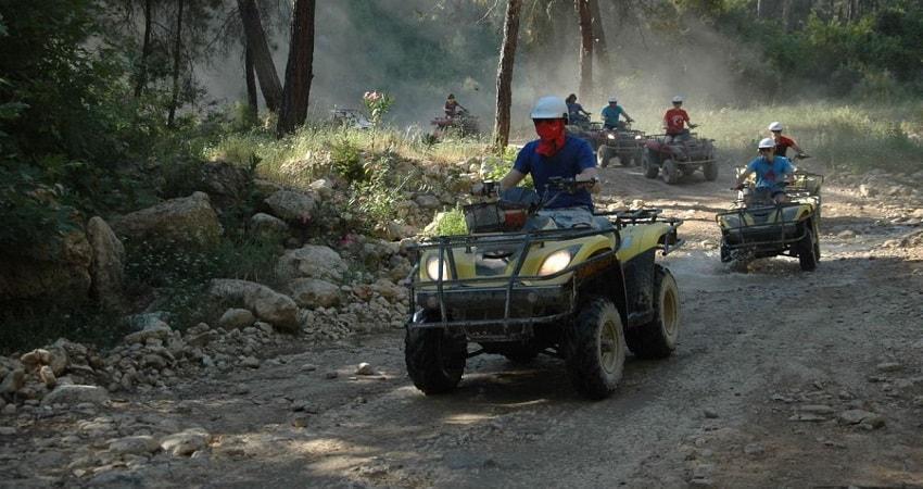 Antalya Quad Safari