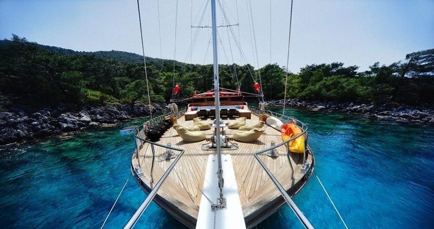 Bodrum All Inclusive Boat Trip