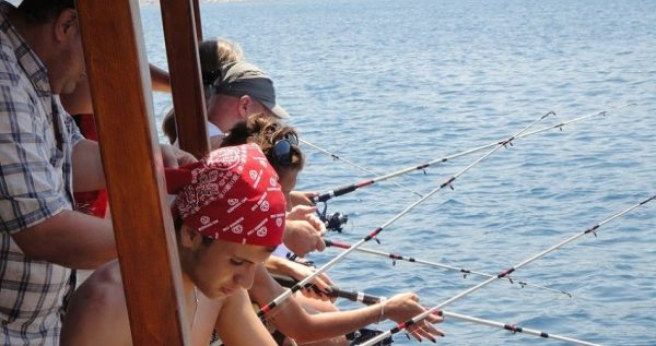 Bodrum Fishing Tour