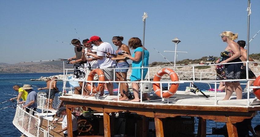 Bodrum Fishing Tour