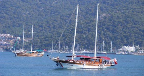 Bodrum Lazy Day Boat Trip
