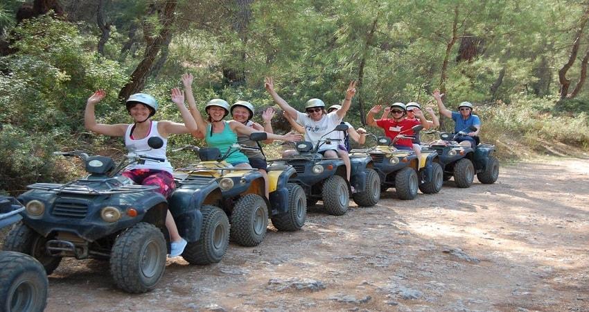 Bodrum Quad Safari