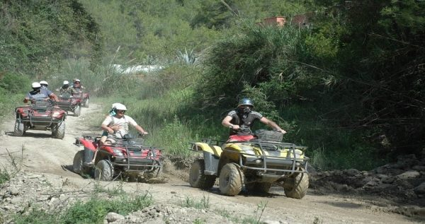 Bodrum Quad Safari