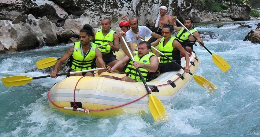 Bodrum Rafting