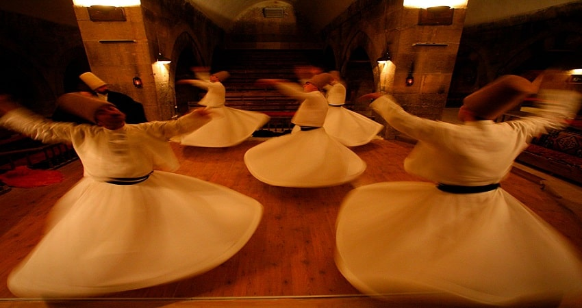 Cappadocia Dervishes Ceremony