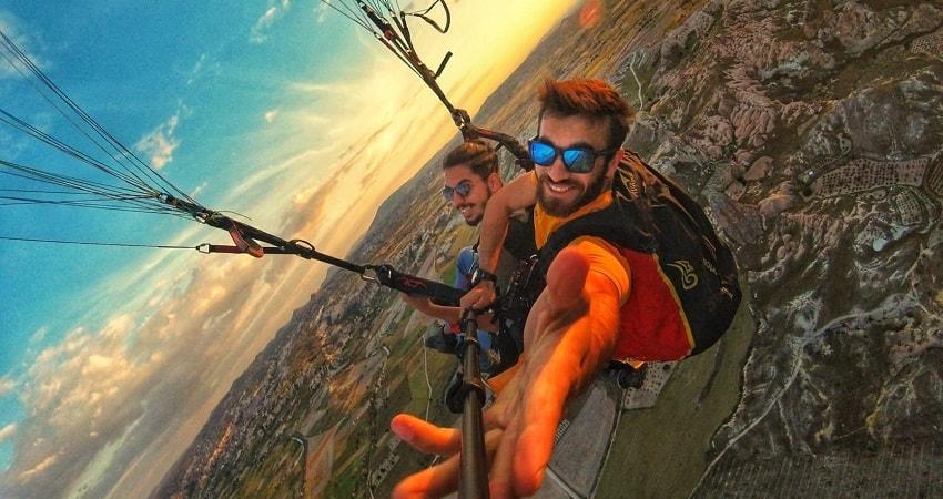 Cappadocia Paragliding