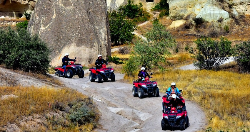 Cappadocia Quad Safari