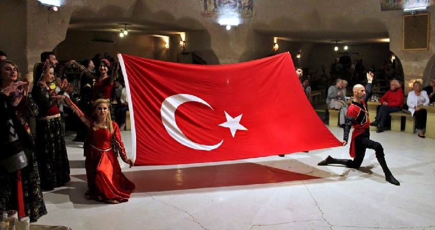 Cappadocia Turkish Night