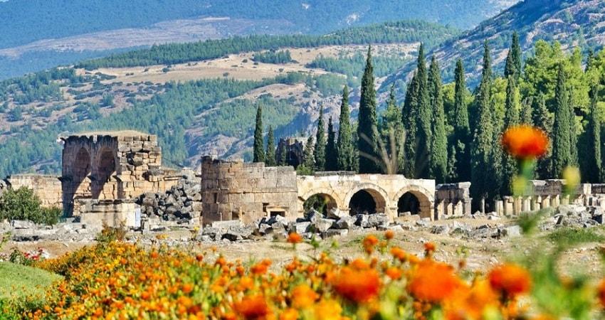Izmir Pamukkale Tour