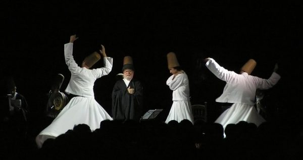 Pamukkale Dervish Show
