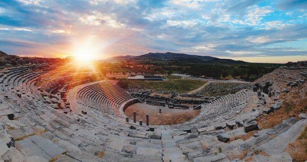 Priene Miletos Didyma From Izmir