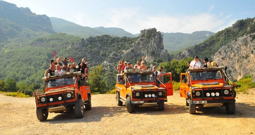Selcuk Jeep Safari