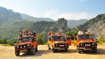 Selcuk Jeep Safari