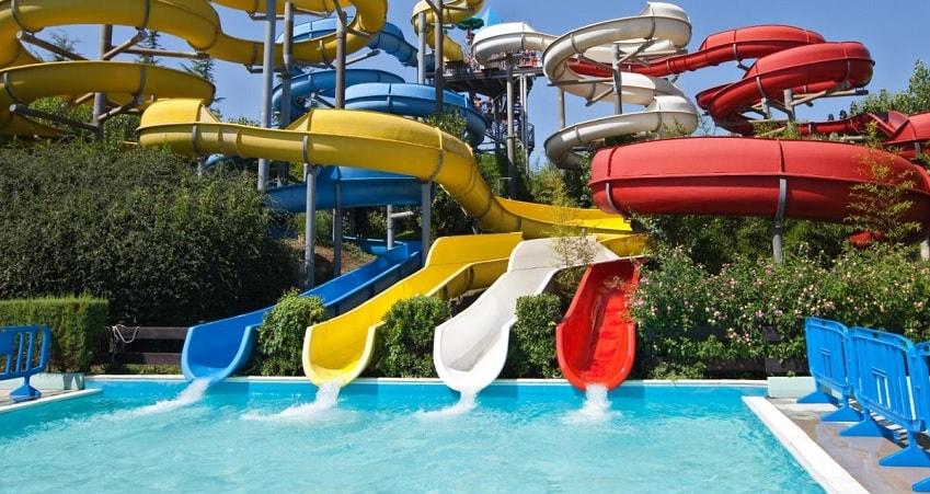 Side Water Planet Aquapark