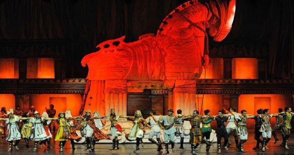 Alanya Fire Of Anatolia Troy