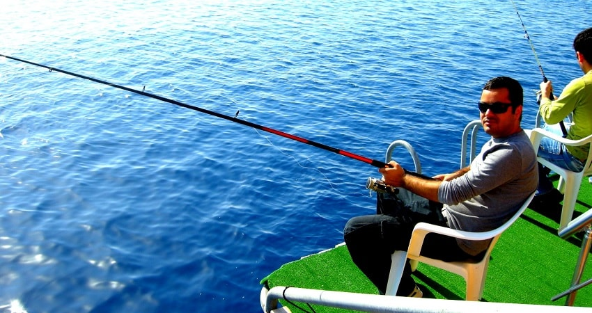 Alanya Fishing Snorkelling Tour