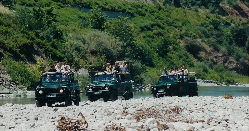 Alanya Jeep Safari