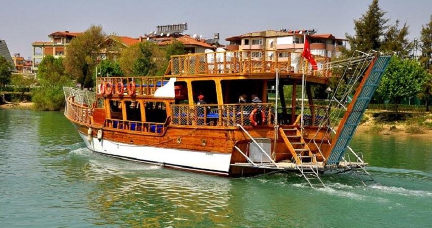 Alanya Manavgat River Cruise