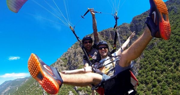 Alanya Paragliding