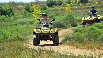 alanya quad safari