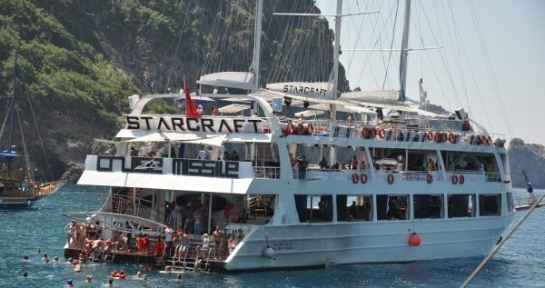 Alanya Starcraft Tour