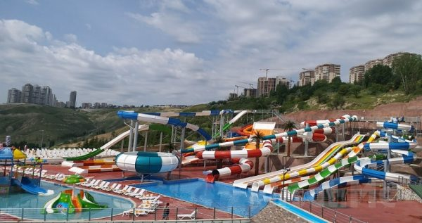 Antalya Aqualand Waterpark