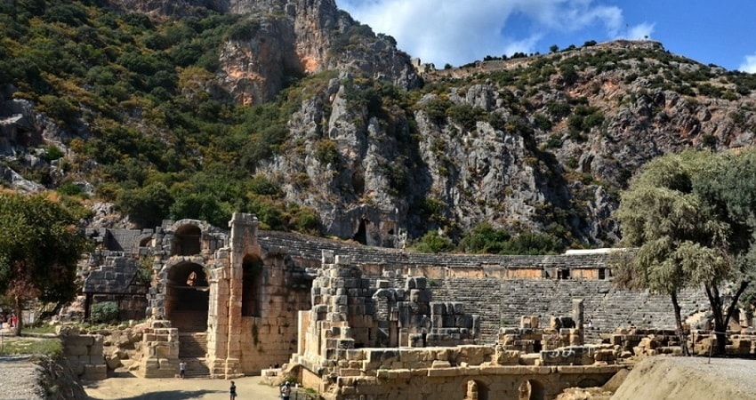 Antalya Kekova Sunken City Tour