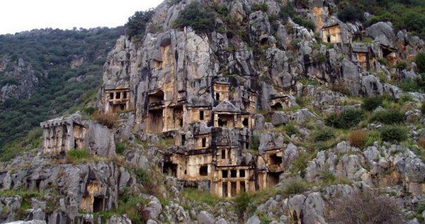 Antalya Kekova Sunken City Tour