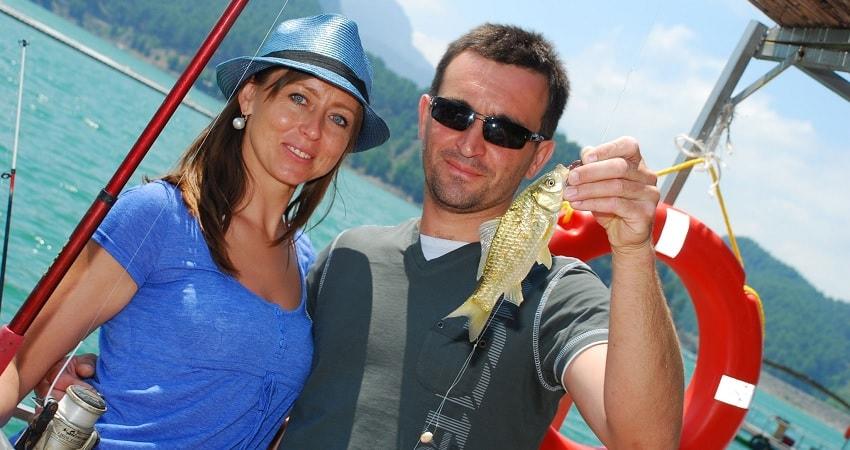 Antalya Fishing Tour