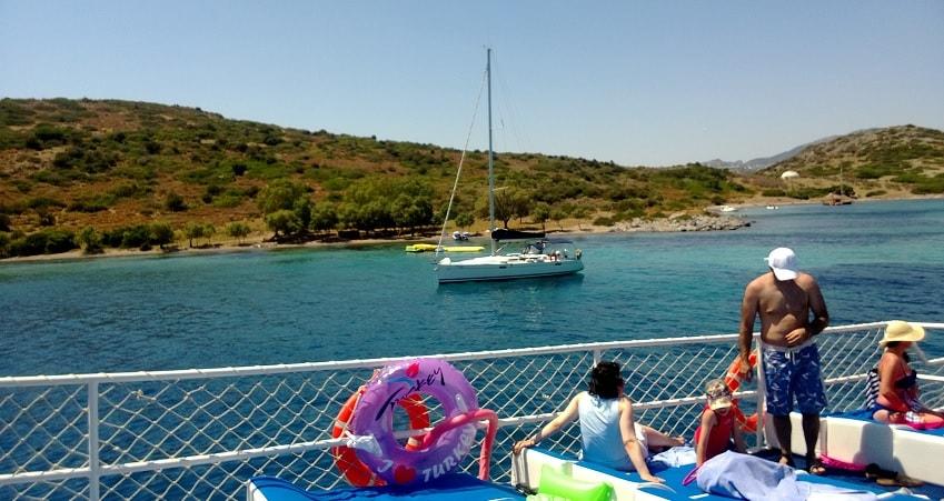Antalya Kemer Boat Trip