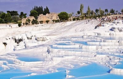 Antalya Pamukkale Overnight Tour