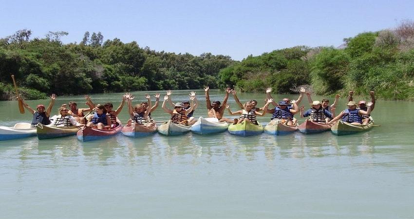 Kalkan Canoeing