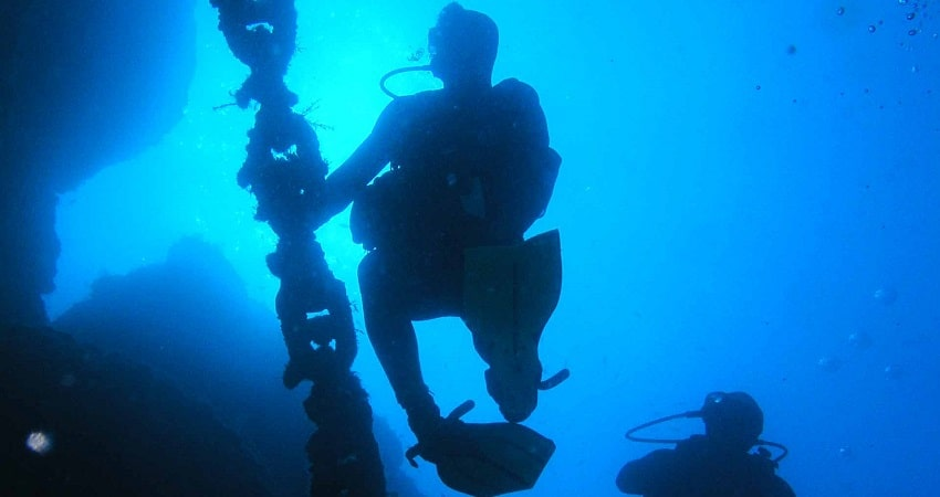 Kalkan Scuba Diving