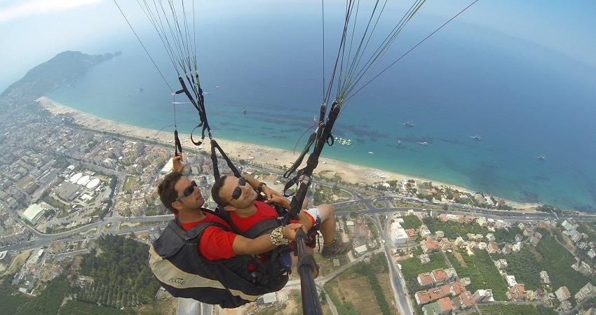 Kalkan Paragliding