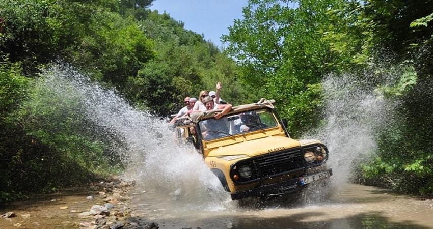 Kas Jeep Safari