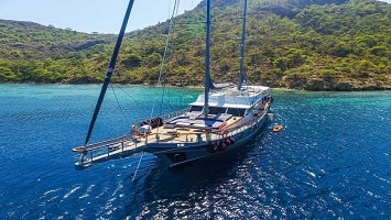 Alanya Catamaran Tour