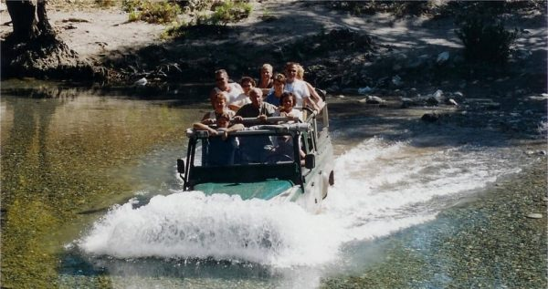 Alanya Green Canyon Jeep Safari