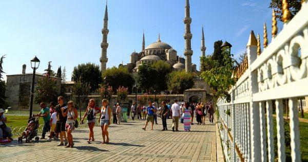 Alanya Istanbul Day Trip