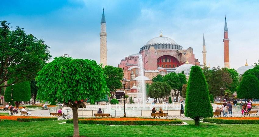 Antalya Istanbul Day Trip