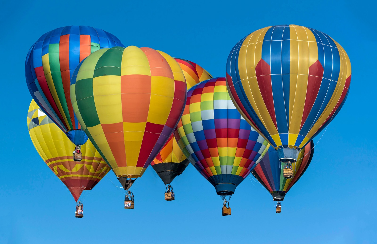 Everything you need to know when you book a Hot air balloon Flight