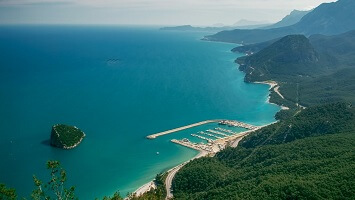 Kemer Antalya City Tour