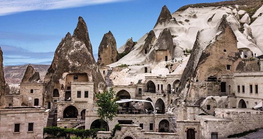 Kemer 2 Days Cappadocia Tour