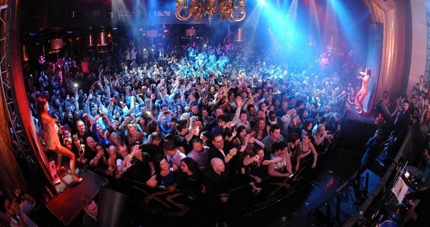 Kemer Disco Tour