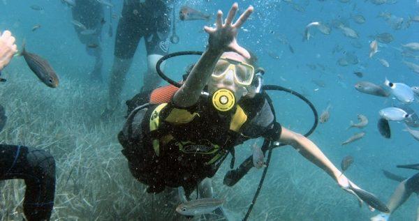 Kemer Scuba Diving