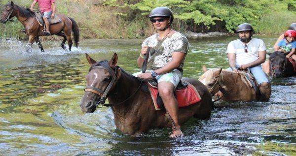 Kemer Horse Safari