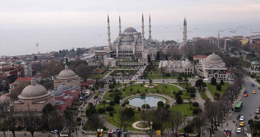 Kemer Istanbul Tour